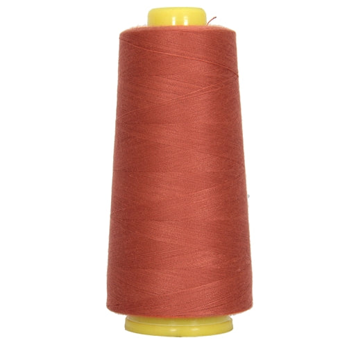 Polyester Serger Thread - Terra Cotta 171 - 2750 Yards - Threadart.com