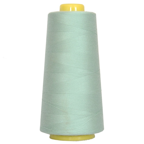 Polyester Serger Thread - Sea Foam 208 - 2750 Yards - Threadart.com