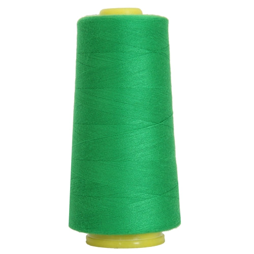 Polyester Serger Thread - Dk Grass 219 - 2750 Yards - Threadart.com