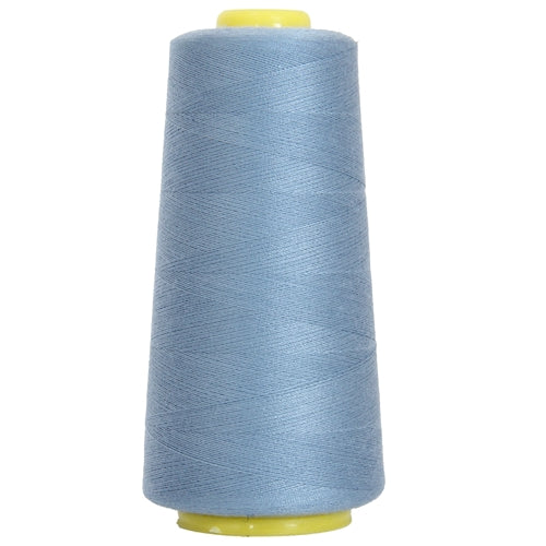 Polyester Serger Thread - Oriental Blue 241 - 2750 Yards - Threadart.com