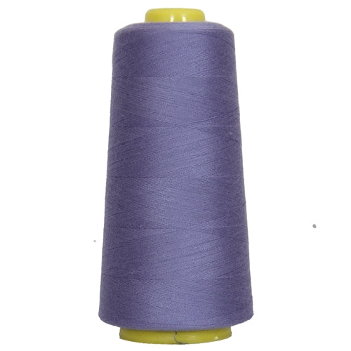 Polyester Serger Thread - Periwinkle 278 - 2750 Yards - Threadart.com