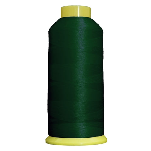 Large Polyester Embroidery Thread No. 184 - Evergreen - 5000 M - Threadart.com