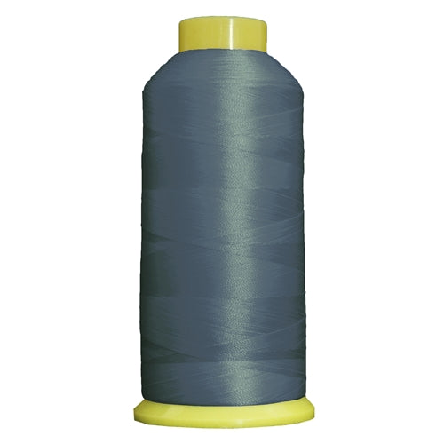 Large Polyester Embroidery Thread No. 241 - Oriental Blue - 5000 M - Threadart.com