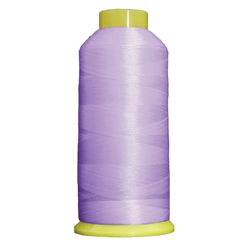 Large Polyester Embroidery Thread No. 256 - Med Purple- 5000 M - Threadart.com