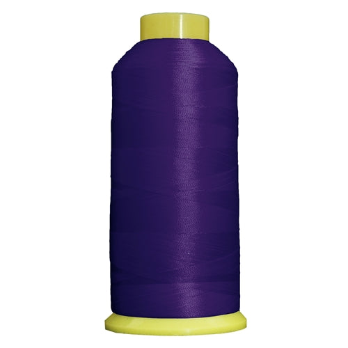 Large Polyester Embroidery Thread No. 271 - Purple Shadow- 5000 M - Threadart.com