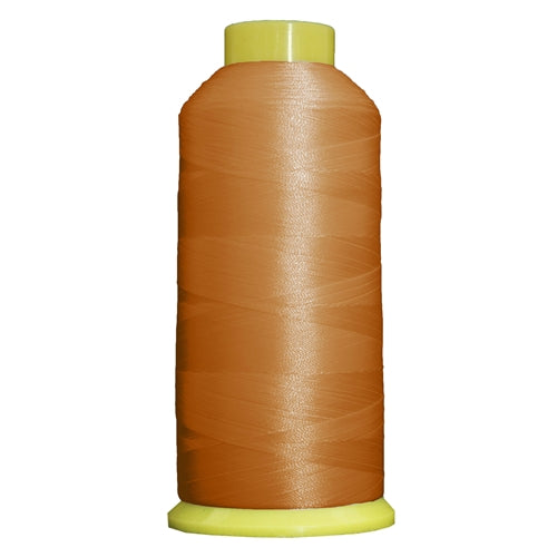 Large Polyester Embroidery Thread No. 309 - Warm Tan - 5000 M - Threadart.com