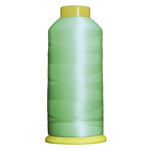 Large Polyester Embroidery Thread No. 370 - Mint Green - 5000 M - Threadart.com