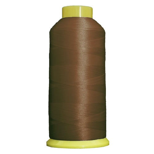 Large Polyester Embroidery Thread No. 403 - Toast - 5000 M - Threadart.com