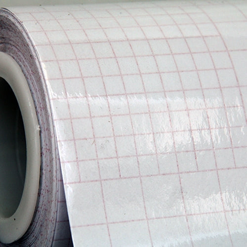 "Transfer Film Tape for Self Adhesive Sign Vinyl Film 12"" - By The Yard - Threadart.com"