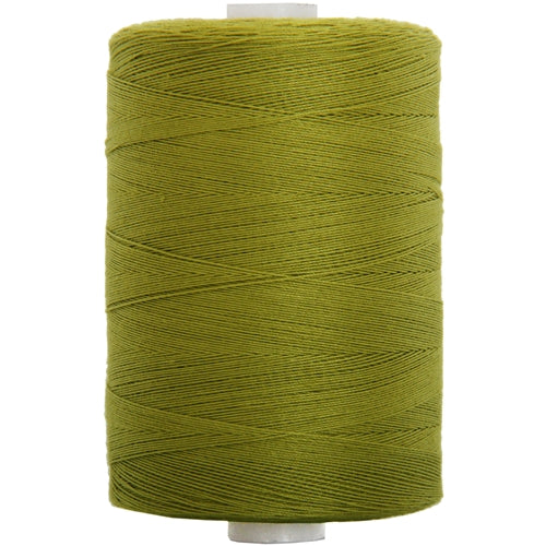 Cotton Quilting Thread - Olive Green - 1000M- 50 Wt. - Threadart.com