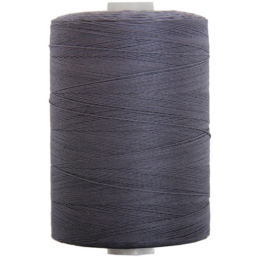 Cotton Quilting Thread - Pewter Grey - 1000M- 50 Wt. - Threadart.com