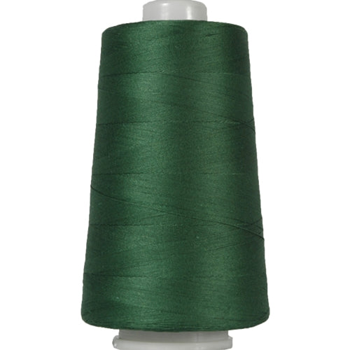 Heavy Duty Cotton Quilting Thread - Dk Green - 2500 Meters - 40 Wt. - Threadart.com
