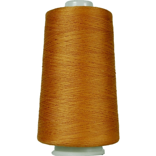Heavy Duty Cotton Quilting Thread - Mocha - 2500 Meters - 40 Wt. - Threadart.com