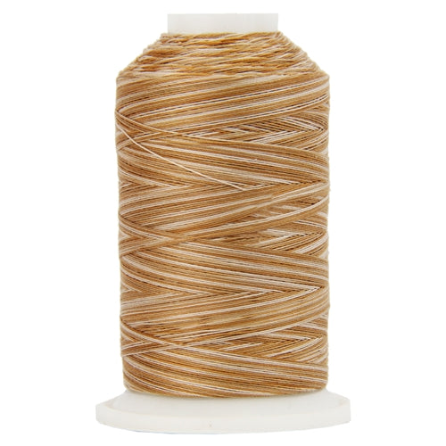 Multicolor Variegated Cotton Thread 600M - Desert Sands - Threadart.com
