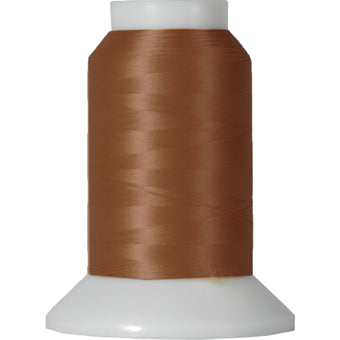Wooly Nylon Thread - 1000m Spools - Caramel - Threadart.com