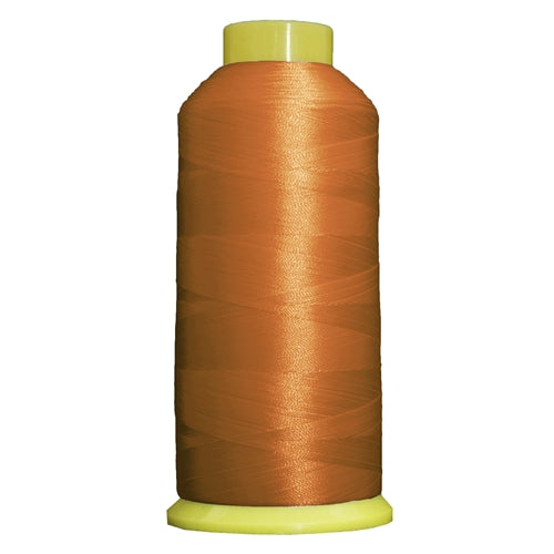 Large Polyester Embroidery Thread No. 163 - Honey- 5000 M - Threadart.com
