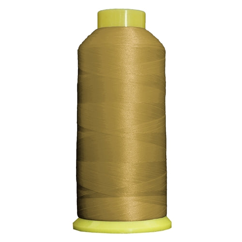 Large Polyester Embroidery Thread No. 174 - Lt Yellow Green - 5000 M - Threadart.com