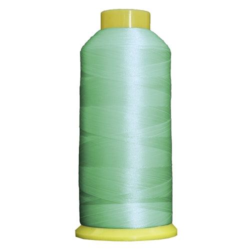 Large Polyester Embroidery Thread No. 208 - Sea Foam- 5000 M - Threadart.com