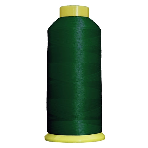 Large Polyester Embroidery Thread No. 213 - Holly Green - 5000 M - Threadart.com