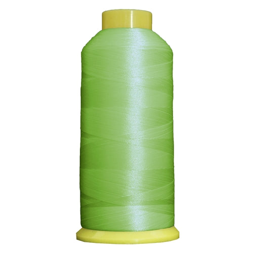 Large Polyester Embroidery Thread No. 214 - Pastel Green - 5000 M - Threadart.com