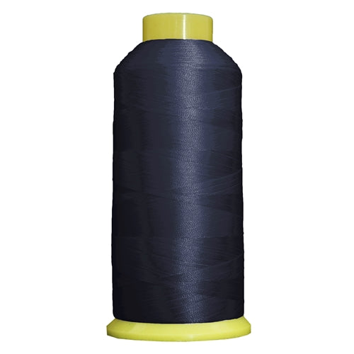 Large Polyester Embroidery Thread No. 233 - Dk Periwinkle- 5000 M - Threadart.com