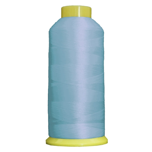 Large Polyester Embroidery Thread No. 239 -  Lt Sky Blue- 5000 M - Threadart.com
