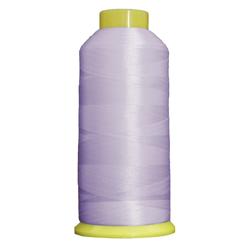 Large Polyester Embroidery Thread No. 261 - Lavender 5000 M - Threadart.com