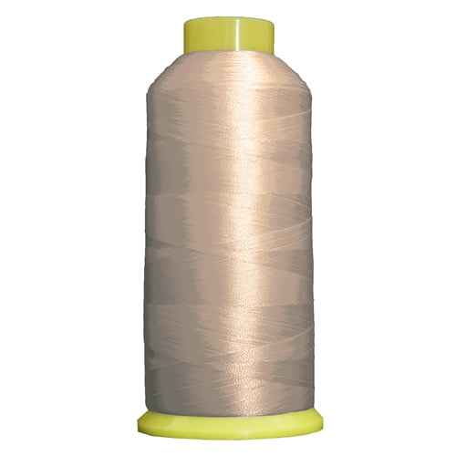 Large Polyester Embroidery Thread No. 302 - Warm Beige-5000 M - Threadart.com