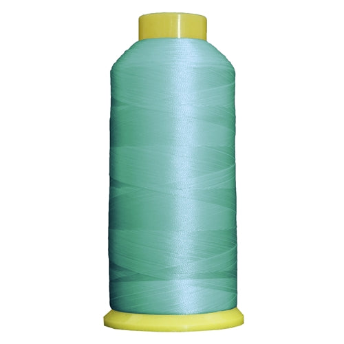Large Polyester Embroidery Thread No. 366 - Sea Mist- 5000 M - Threadart.com