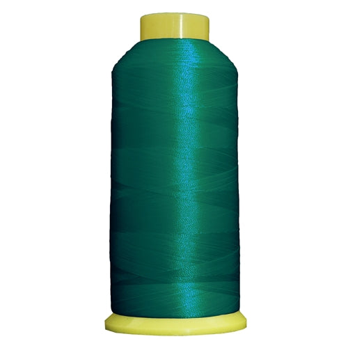 Large Polyester Embroidery Thread No. 368 - Peppermint- 5000 M - Threadart.com