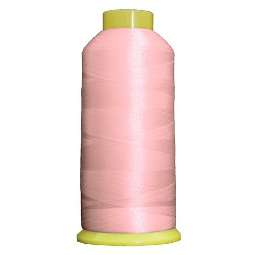 Large Polyester Embroidery Thread No. 383 - Pink- 5000 M - Threadart.com