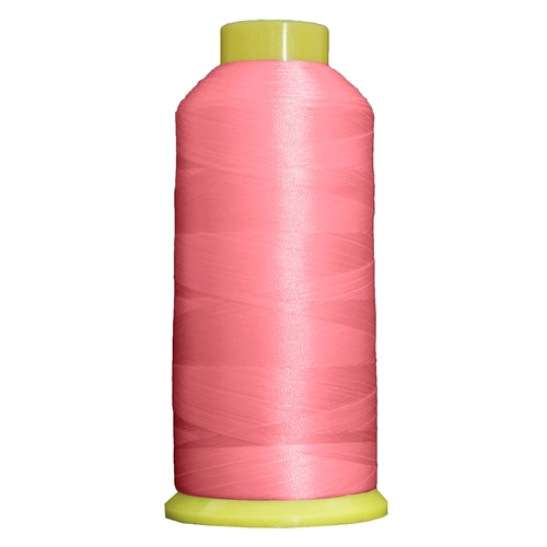 Large Polyester Embroidery Thread No. 385 - Dusty Pink- 5000 M - Threadart.com