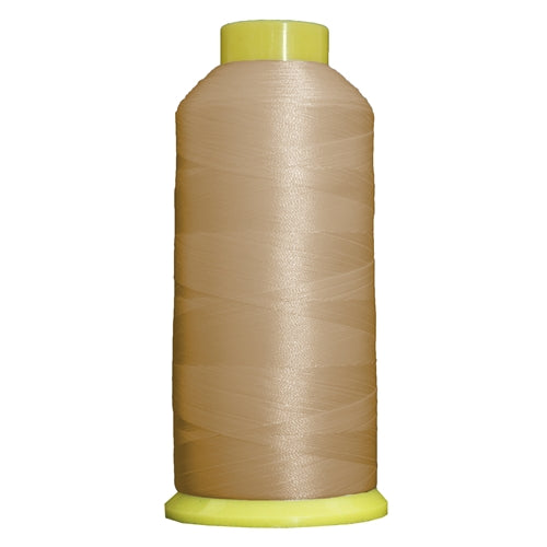 Large Polyester Embroidery Thread No. 406 - Bone - 5000 M - Threadart.com