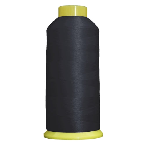 Large Polyester Embroidery Thread No. 435 - College Blue -5000 M - Threadart.com