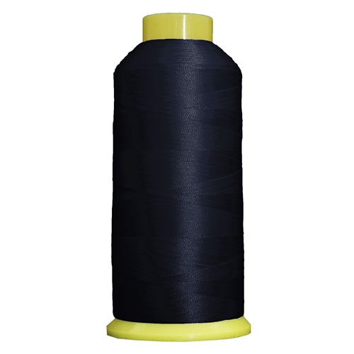 Large Polyester Embroidery Thread No. 436 - Flag Navy -5000 M - Threadart.com