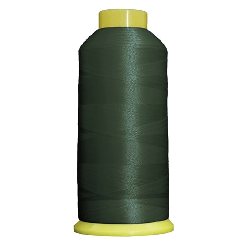 Large Polyester Embroidery Thread No. 447 - Ivy -5000 M - Threadart.com