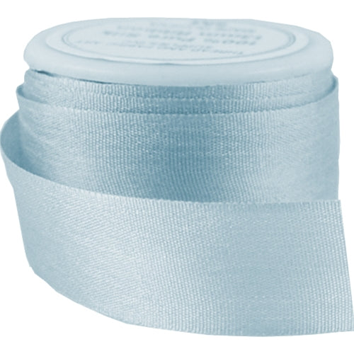 Silk Ribbon 13mm Lt Teal x 5 Meters No. 607 - Threadart.com