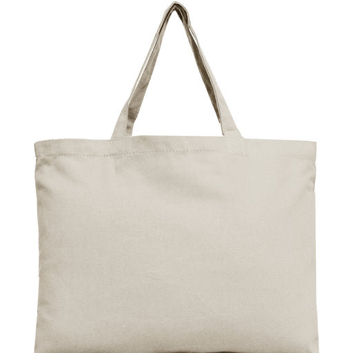 Canvas Tote - Natural - 100% Cotton - 12x16 - Threadart.com
