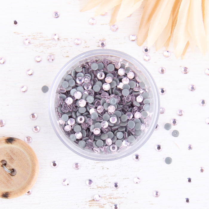Hot Fix Rhinestones-ss16-Rose - 720 stones - Threadart.com