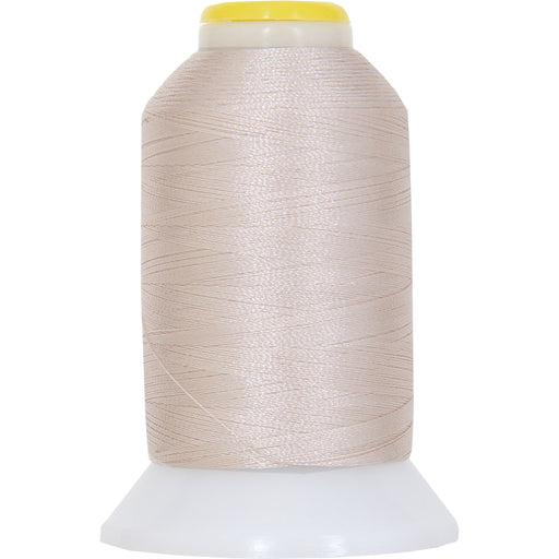 Micro Embroidery & Bobbin Thread 60 Wt No. 104 - Natural- 1000 Meters - Threadart.com