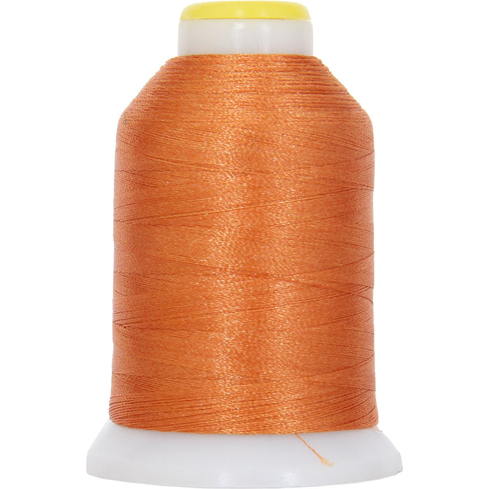 Micro Embroidery & Bobbin Thread 60 Wt No. 163 - Honey - 1000 Meters - Threadart.com