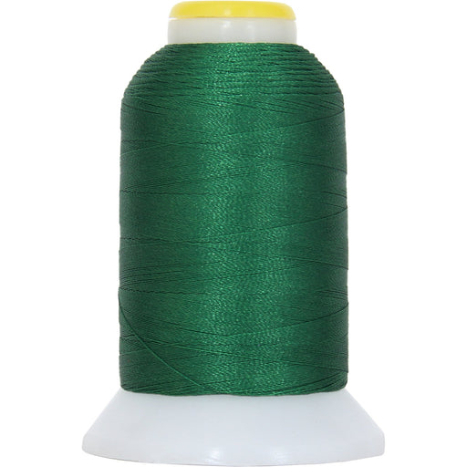 Micro Embroidery & Bobbin Thread 60 Wt No. 217 - Green- 1000 Meters - Threadart.com