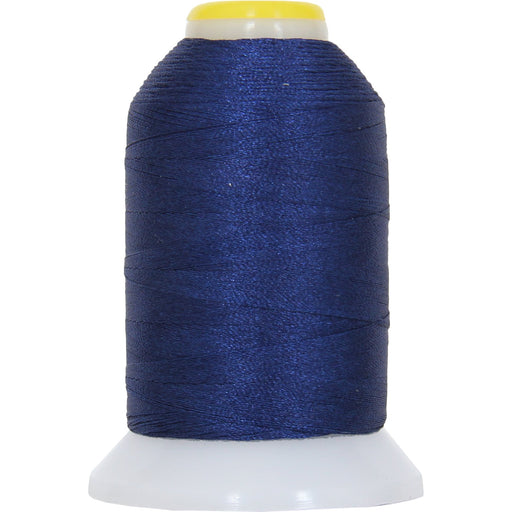 Micro Embroidery & Bobbin Thread 60 Wt No. 250 - Blue- 1000 Meters - Threadart.com