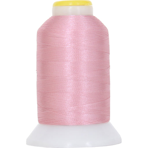 Micro Embroidery & Bobbin Thread 60 Wt No. 383 - Pink- 1000 Meters - Threadart.com
