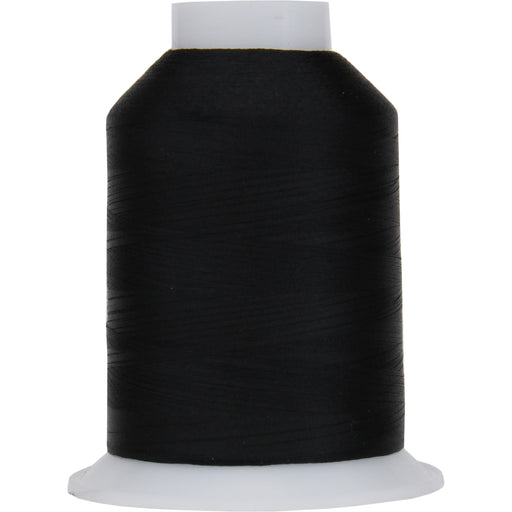 Bobbin Thread - 60wt Black - 5000 Meters - Threadart.com