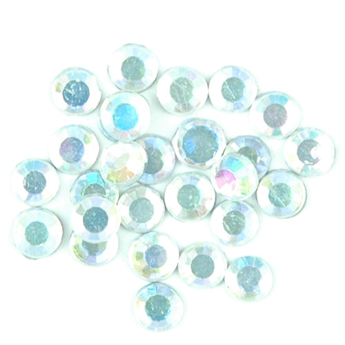 Hot Fix Rhinestones - SS10 - Crystal AB - 1440 stones - Threadart.com