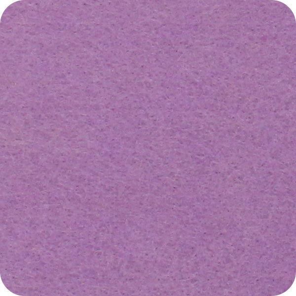 "Lavender Felt By The Yard - 36"" Wide - Soft Premium Felt Fabric - Threadart.com"