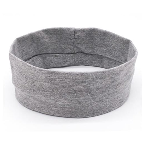 Sports Head Band - Grey - Threadart.com