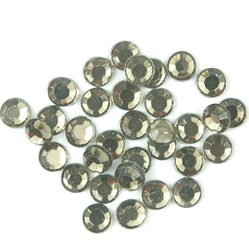 Hot Fix Rhinestones - SS20 - Jet Nut - 288 stones - Threadart.com