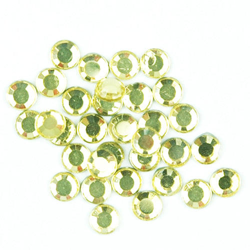 Hot Fix Rhinestones - SS30 - Jonquil - 144 stones - Threadart.com